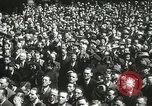 Image of Duffy Memorial unveiling ceremony New York City USA, 1937, second 33 stock footage video 65675063192