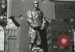 Image of Duffy Memorial unveiling ceremony New York City USA, 1937, second 43 stock footage video 65675063192