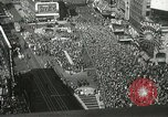 Image of Duffy Memorial unveiling ceremony New York City USA, 1937, second 49 stock footage video 65675063192