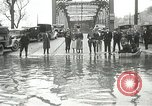 Image of flood damage Wheeling West Virginia USA, 1937, second 29 stock footage video 65675063193