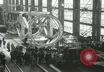 Image of mounting of telescope Lester Pennsylvania USA, 1937, second 12 stock footage video 65675063195