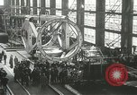 Image of mounting of telescope Lester Pennsylvania USA, 1937, second 13 stock footage video 65675063195