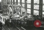 Image of mounting of telescope Lester Pennsylvania USA, 1937, second 14 stock footage video 65675063195
