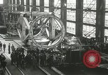 Image of mounting of telescope Lester Pennsylvania USA, 1937, second 15 stock footage video 65675063195