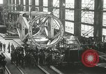 Image of mounting of telescope Lester Pennsylvania USA, 1937, second 16 stock footage video 65675063195