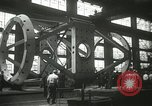Image of mounting of telescope Lester Pennsylvania USA, 1937, second 19 stock footage video 65675063195