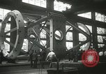 Image of mounting of telescope Lester Pennsylvania USA, 1937, second 21 stock footage video 65675063195