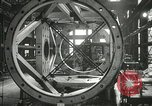 Image of mounting of telescope Lester Pennsylvania USA, 1937, second 22 stock footage video 65675063195
