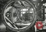 Image of mounting of telescope Lester Pennsylvania USA, 1937, second 24 stock footage video 65675063195