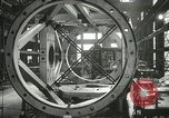 Image of mounting of telescope Lester Pennsylvania USA, 1937, second 25 stock footage video 65675063195