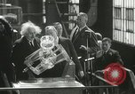 Image of mounting of telescope Lester Pennsylvania USA, 1937, second 30 stock footage video 65675063195