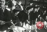 Image of hoop-rolling championship Wellesley Massachusetts USA, 1937, second 13 stock footage video 65675063196