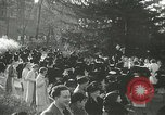 Image of hoop-rolling championship Wellesley Massachusetts USA, 1937, second 22 stock footage video 65675063196