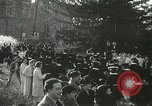 Image of hoop-rolling championship Wellesley Massachusetts USA, 1937, second 25 stock footage video 65675063196