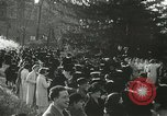 Image of hoop-rolling championship Wellesley Massachusetts USA, 1937, second 26 stock footage video 65675063196