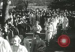 Image of hoop-rolling championship Wellesley Massachusetts USA, 1937, second 47 stock footage video 65675063196