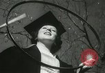 Image of hoop-rolling championship Wellesley Massachusetts USA, 1937, second 50 stock footage video 65675063196