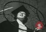 Image of hoop-rolling championship Wellesley Massachusetts USA, 1937, second 52 stock footage video 65675063196