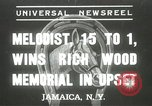 Image of Wood Memorial New York United States USA, 1937, second 1 stock footage video 65675063197