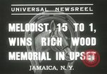 Image of Wood Memorial New York United States USA, 1937, second 4 stock footage video 65675063197