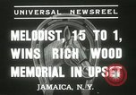 Image of Wood Memorial New York United States USA, 1937, second 10 stock footage video 65675063197