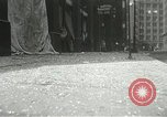 Image of damage from bombardment Chicago Illinois USA, 1933, second 15 stock footage video 65675063199