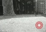 Image of damage from bombardment Chicago Illinois USA, 1933, second 16 stock footage video 65675063199