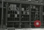 Image of damage from bombardment Chicago Illinois USA, 1933, second 17 stock footage video 65675063199