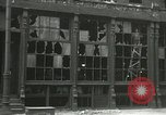Image of damage from bombardment Chicago Illinois USA, 1933, second 19 stock footage video 65675063199