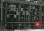 Image of damage from bombardment Chicago Illinois USA, 1933, second 20 stock footage video 65675063199
