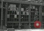 Image of damage from bombardment Chicago Illinois USA, 1933, second 21 stock footage video 65675063199