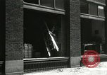 Image of damage from bombardment Chicago Illinois USA, 1933, second 22 stock footage video 65675063199