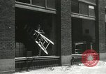 Image of damage from bombardment Chicago Illinois USA, 1933, second 23 stock footage video 65675063199