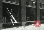 Image of damage from bombardment Chicago Illinois USA, 1933, second 24 stock footage video 65675063199