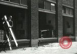Image of damage from bombardment Chicago Illinois USA, 1933, second 25 stock footage video 65675063199