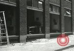 Image of damage from bombardment Chicago Illinois USA, 1933, second 27 stock footage video 65675063199