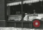 Image of damage from bombardment Chicago Illinois USA, 1933, second 28 stock footage video 65675063199