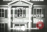 Image of 200th anniversary Savannah Georgia USA, 1933, second 2 stock footage video 65675063207