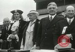 Image of 200th anniversary Savannah Georgia USA, 1933, second 30 stock footage video 65675063207