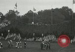 Image of 200th anniversary Savannah Georgia USA, 1933, second 38 stock footage video 65675063207