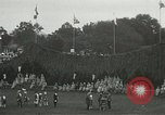 Image of 200th anniversary Savannah Georgia USA, 1933, second 40 stock footage video 65675063207