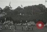 Image of 200th anniversary Savannah Georgia USA, 1933, second 44 stock footage video 65675063207
