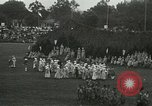 Image of 200th anniversary Savannah Georgia USA, 1933, second 53 stock footage video 65675063207