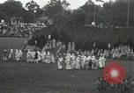 Image of 200th anniversary Savannah Georgia USA, 1933, second 57 stock footage video 65675063207