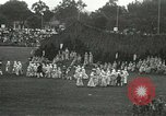 Image of 200th anniversary Savannah Georgia USA, 1933, second 58 stock footage video 65675063207