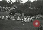 Image of 200th anniversary Savannah Georgia USA, 1933, second 59 stock footage video 65675063207