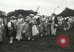 Image of 200th anniversary Savannah Georgia USA, 1933, second 60 stock footage video 65675063207