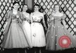 Image of American models United States USA, 1950, second 9 stock footage video 65675063210