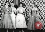 Image of American models United States USA, 1950, second 10 stock footage video 65675063210