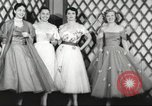 Image of American models United States USA, 1950, second 17 stock footage video 65675063210